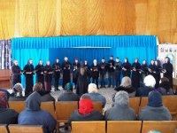 Концерт православного хору відбувся у Кам'янській виправній колонії (№34)