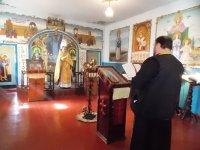 Великодня літургія у Дніпровській виправній колонії (№89)