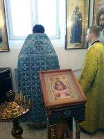 Престольне свято Каплиці на честь Образу Божої Матері «Живоносне Джерело» відбулось у Дніпровській установі виконання покарань (№4)